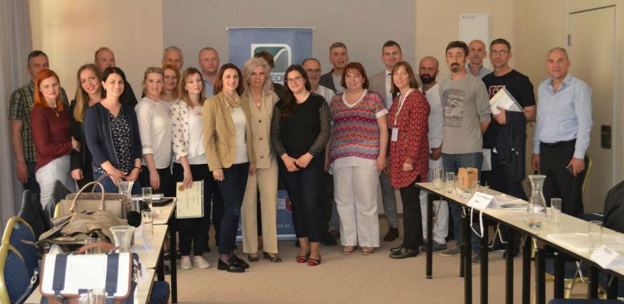U Neumu održan seminar o informacionom sistemu upravljanja otpadom