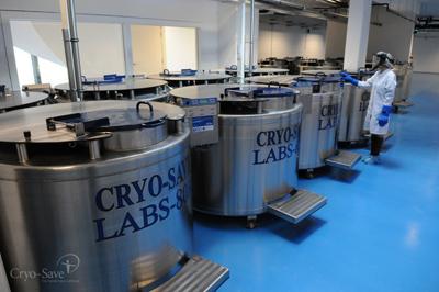 Cryo-Save partner u studiji Francuskog nacionalnog instituta za krv