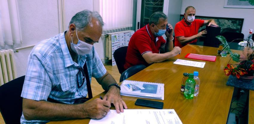 Asfaltirani put predat na korištenje Općini Kladanj i stanovnicima MZ Tatarevo