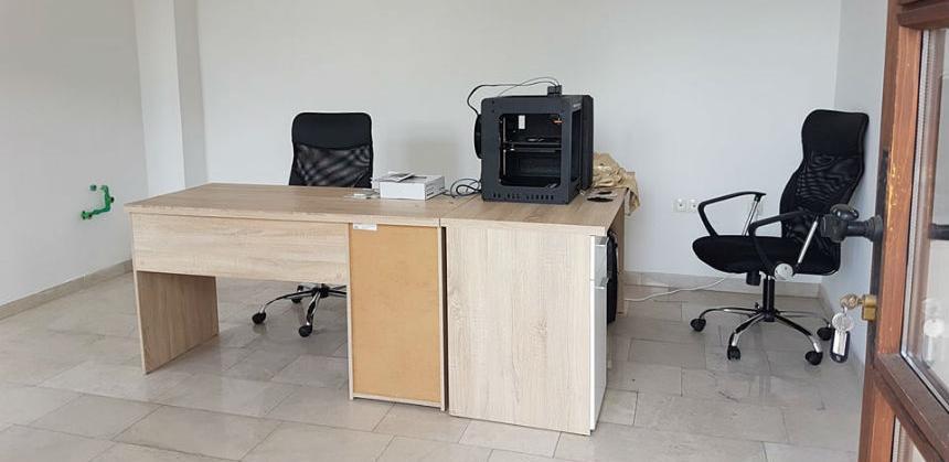 """Projekat """"Proširenje kapaciteta Poslovnog inkubatora"""" u saradnji sa FMRPO"""