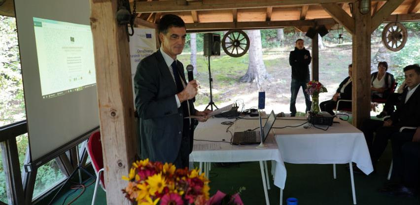 Uspješno završen projekta za razvoj ruralnog turizma na području Sarajeva