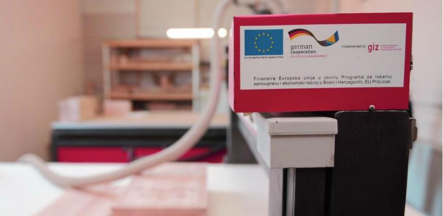 Evropska unija i Vlada Njemačke podržavaju mala i srednja preduzeća u BiH