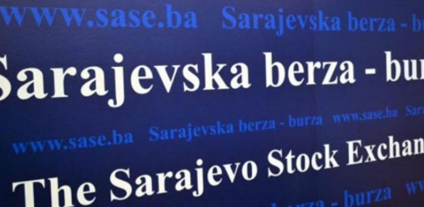 Na Sarajevskoj berzi promet u augustu 2,5 miliona KM