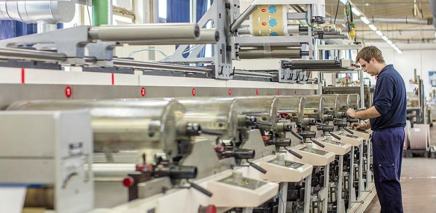 Rast industrijske proizvodnje u BiH 12,3 posto