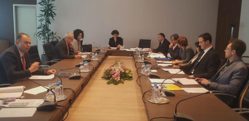 Komisija za finansije i budžet Doma naroda PSBiH podržala budžet