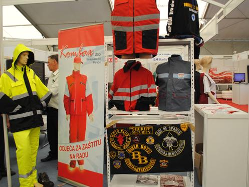 350 customers satisfied with the workwear made by Kombax from Puračić