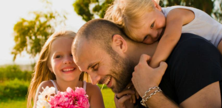 Babysitting: Očevi to rade malo drugačije