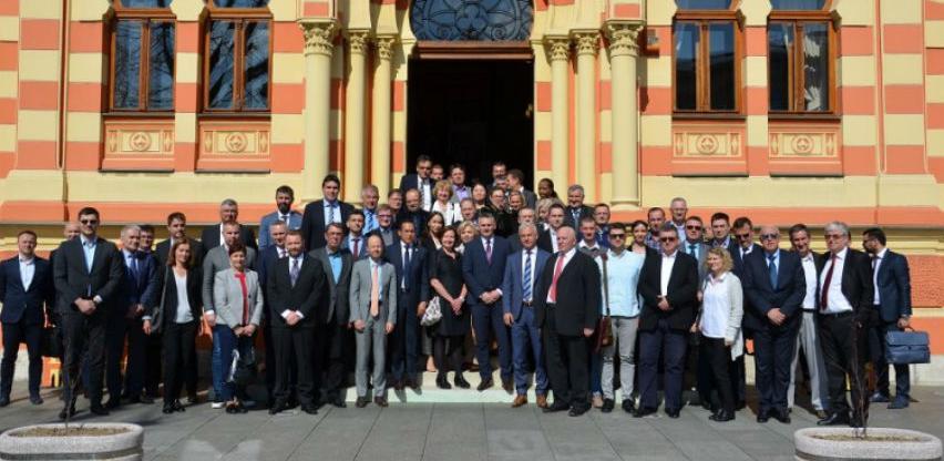Države jugoistočne Europe o regionalnoj suradnji u oblasti upravljanja vodama