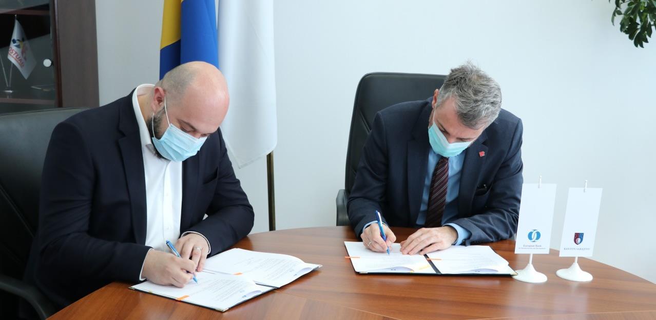 Vlada KS i EBRD potpisali mandatno pismo, osigurano 20 miliona eura za javni prevoz Kantona Sarajevo
