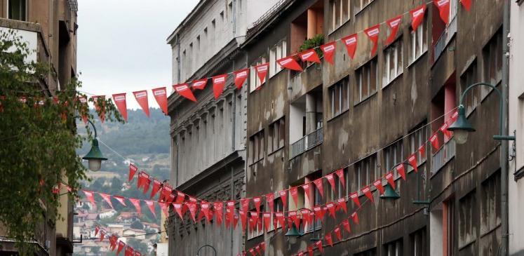 U Sarajevu uveliko festivalska atmosfera, sve spremno za 23. izdanje SFF-a