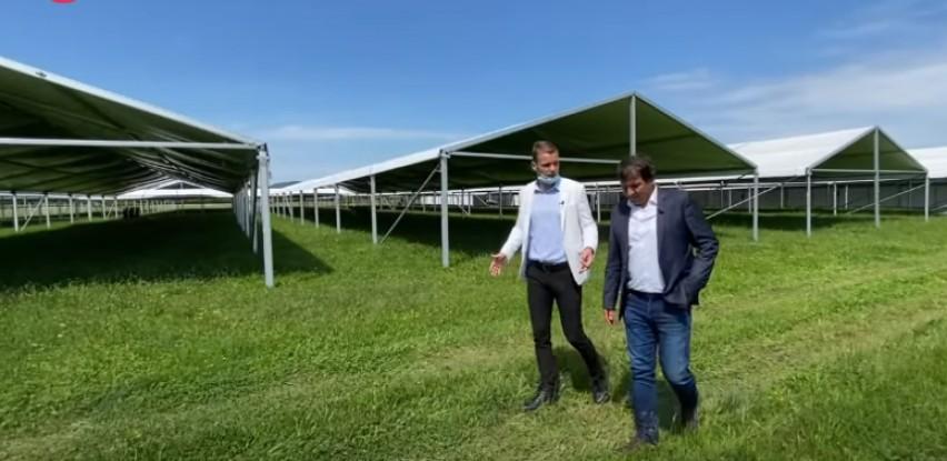 """""""Pokretna bolnica"""" i dalje samo obični šator u travi"""