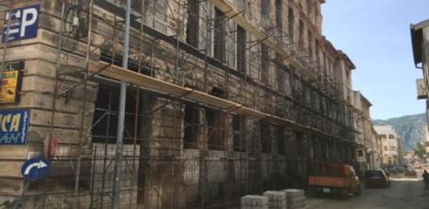 Uskoro tender za izradu idejnog projekta rekonstrukcije zgrade bivše općine Mostar