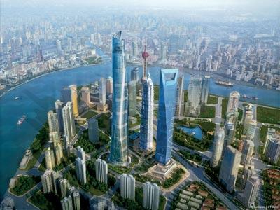 Završni radovi na drugom najvišem neboderu na svijetu