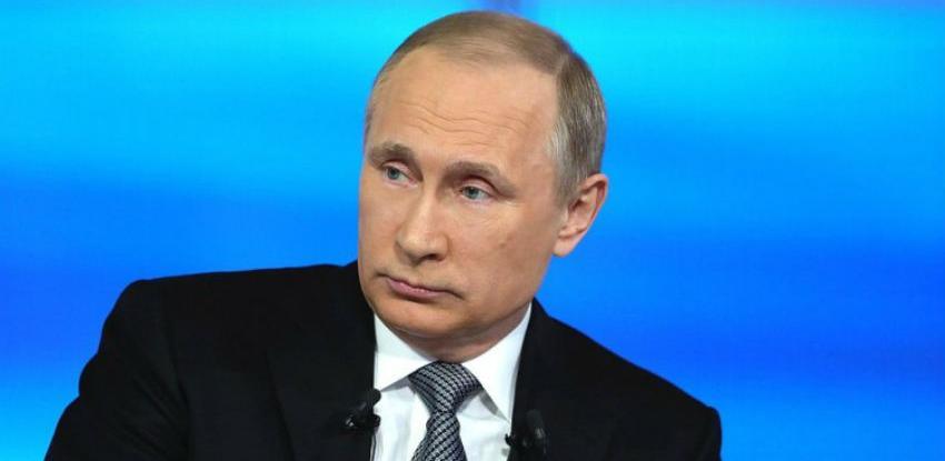 Putin očekivano pobijedio na predsjedničkim izborima u Rusiji