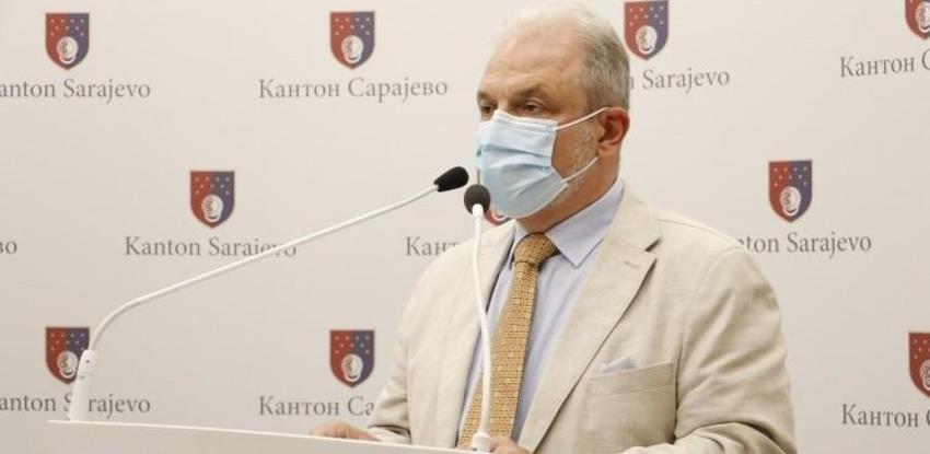 Podnio ostavku: Draško Jeličić nije više ministar zdravstva KS-a