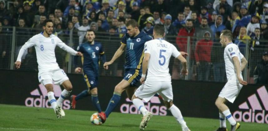 Nogometna reprezentacija BiH na 48. mjestu FIFA rang liste