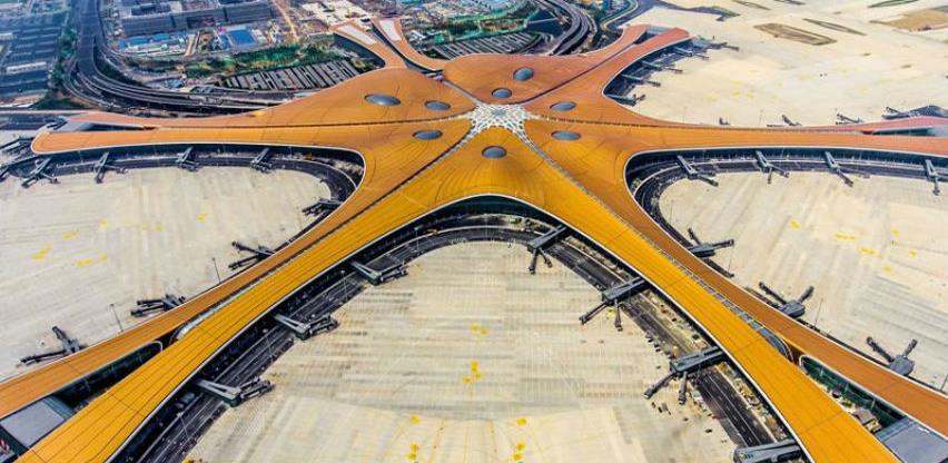 Otvoren novi kineski aerodrom Beijing Daxing vrijedan 11 milijardi dolara