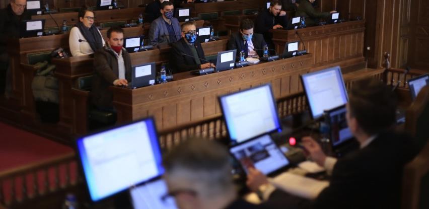 Gradsko vijeće donijelo odluke o dodjeli priznanja i nagrada Grada Sarajeva