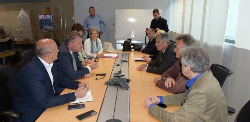 Al Jazeera će graditi svoje sjedište na području općine Centar
