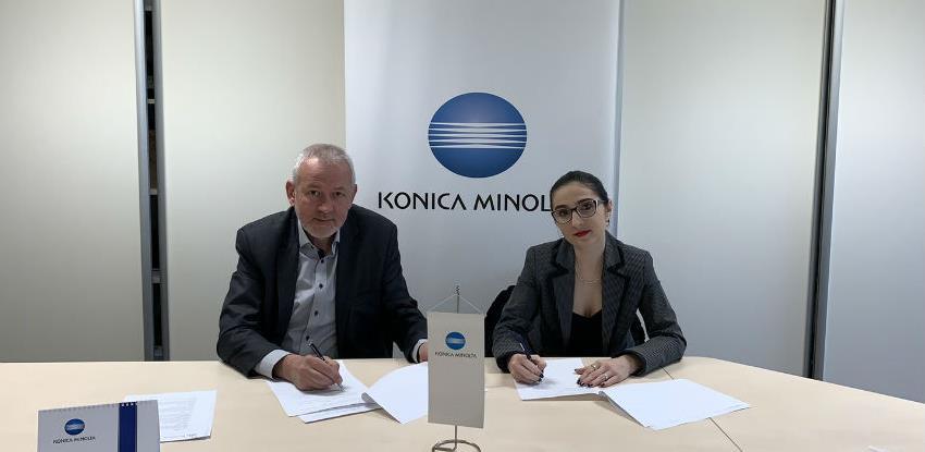 Kompanija Konica Minolta iz Sarajeva se pridružila Bit Alijansi