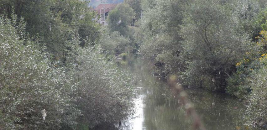 Nastavak uređenja najkritičnijih tačaka na kojima plavi rijeka Tinja