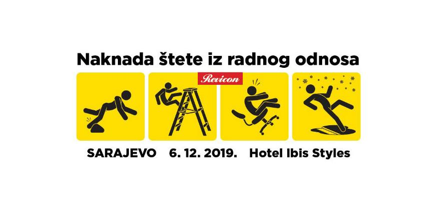 Revicon seminar: Naknada štete iz radnog odnosa