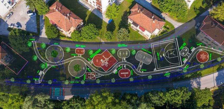 Građani dali zeleno svjetlo: Bira se izvođač radova za gradnju sportskog igrališta od 233.000 KM