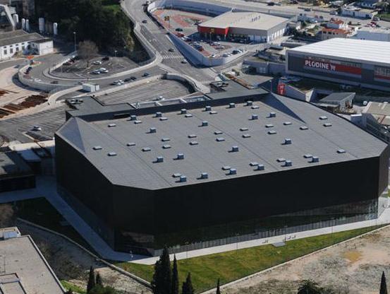 Zbog dugova prodaje se Spaladium arena