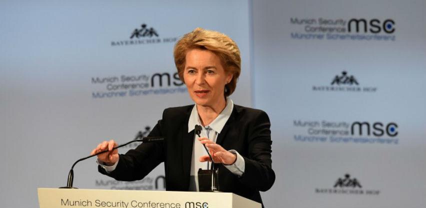 EP odlučuje o kandidaturi Ursule von der Leyen za predsjednicu EK-a