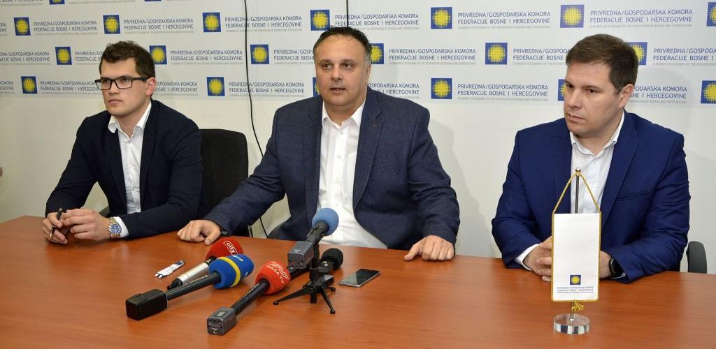 Šantić: Zajedničkim naporima do konkurentnosti u ekonomiji
