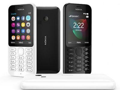 """Nokia 222 i Nokia 222 Dual SIM za ljubitelje """"glupih"""" telefona"""