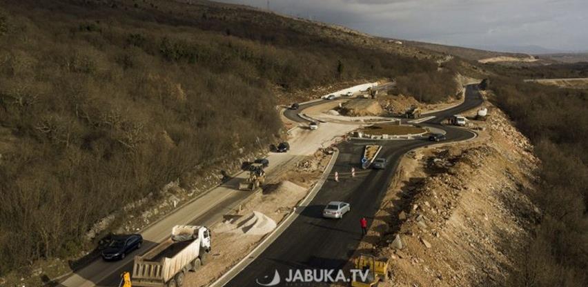 Brza cesta Mostar-Široki Brijeg-Grude-granica RH među glavnim prioritetima