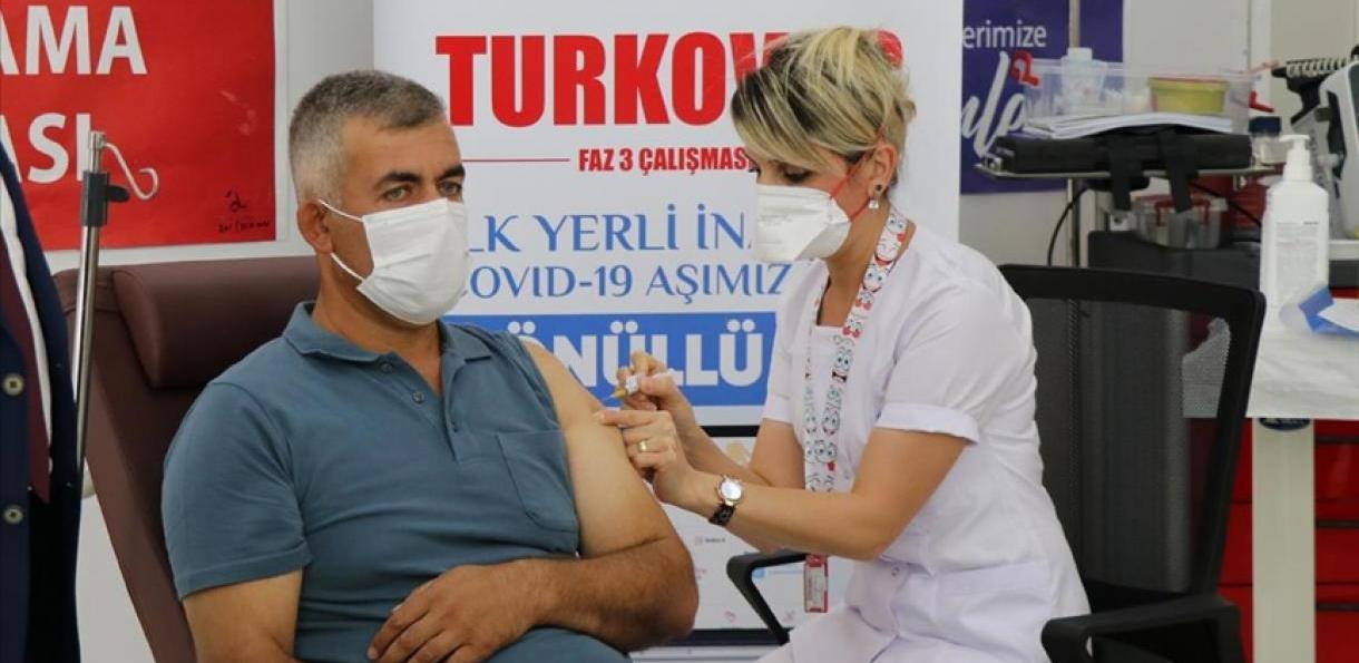 Na turskoj vakcini protiv koronavirusa TURKOVAC-u nisu primjećene nikakve nuspojave