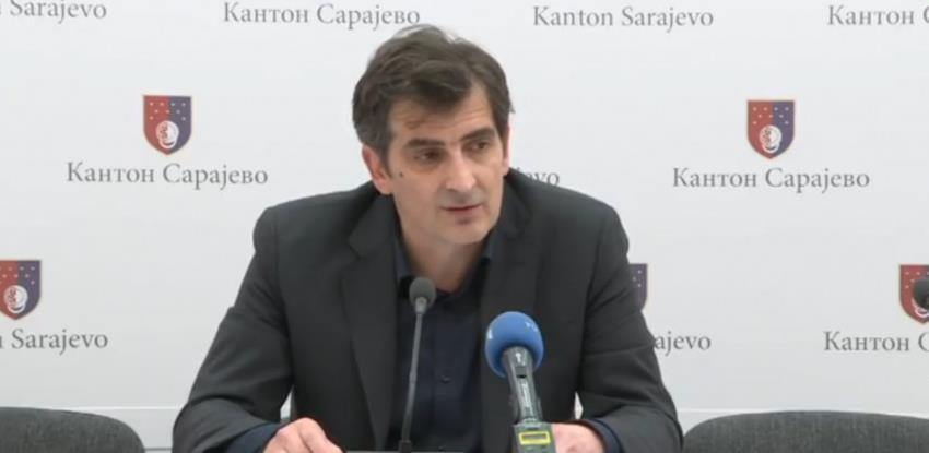 Ministar Kapidžić: Objekat na lokalitetu hotela Pošta se neće graditi