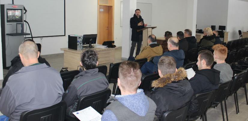 Zahvaljujući obukama EU i ILO Bosanska Krupa dobila 33 nova zavarivača