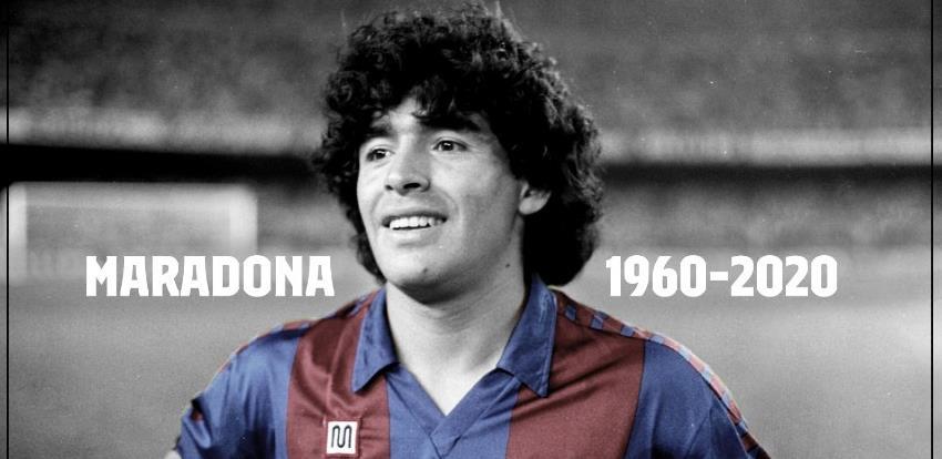 Sportski svijet se oprašta od legende nogometa Diega Maradone
