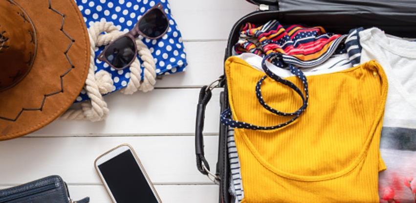 Kako se spakovati i uštedjeti prostor u koferu