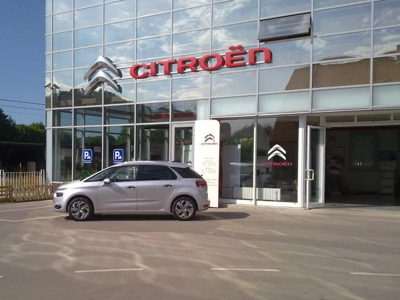 Pavić - Komerc d.o.o. - Ovlašteni prodavač CITROËN vozila