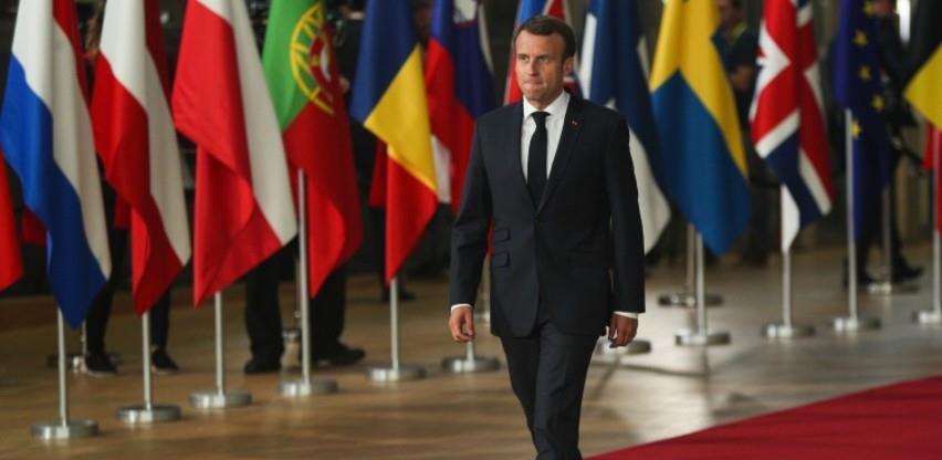 Macron: Evropa mora biti manje ovisna o Kini i SAD-u