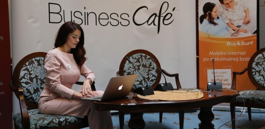 29. Business Cafe: Važnost digitalnog marketinga u doba Covid krize