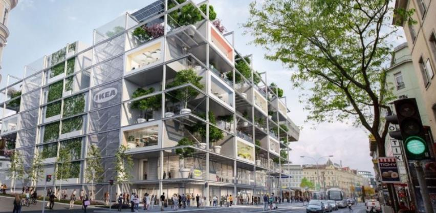 U centru Beča IKEA otvara revolucionarnu trgovinu namještaja