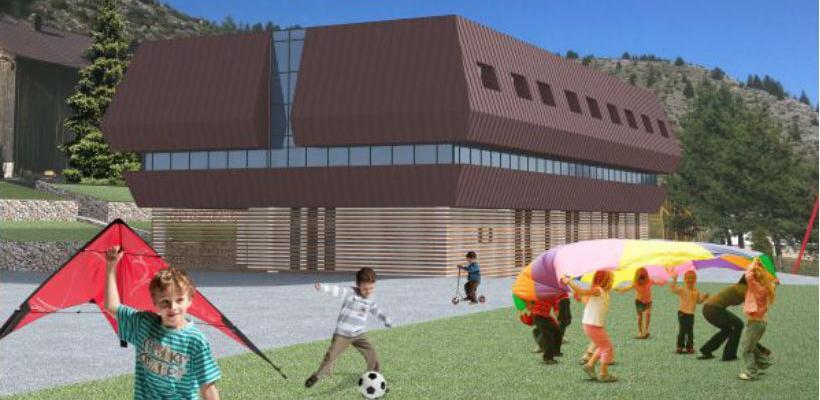 Škola u prirodi u Šabićima dobija novi izgled