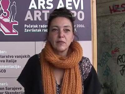 Maja Bajević, umjetnica: Živim u Sarajevu, izlažem po svijetu
