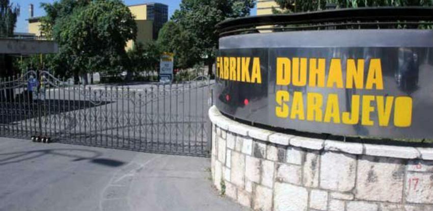 Fabrika duhana Sarajevo otpušta 218 radnika