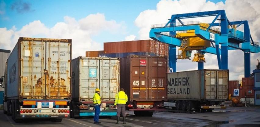 Ukupan obim spoljnotrgovinske razmjene RS sa inostranstvom 4,13 milijardi dolara