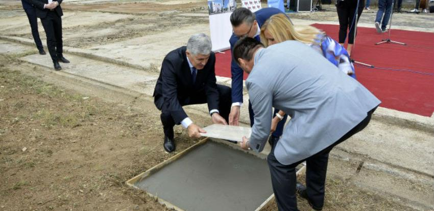 Položen kamen temeljac za izgradnju zgrade Farmaceutskog fakulteta u Mostaru