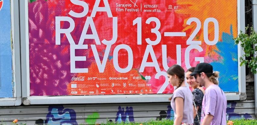 Otvorene prijave za volontiranje na 27. Sarajevo Film Festivalu
