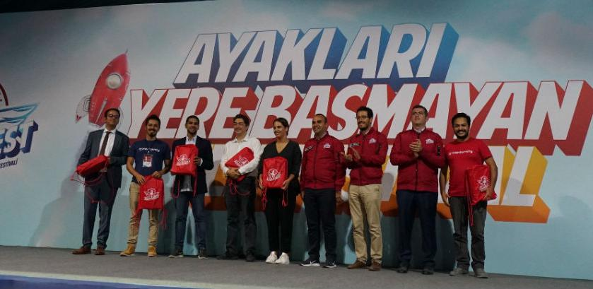 SPARKov startup blablaDev pobjednik događaja Take Off Istanbul