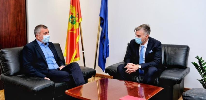 Zajednički projekat: Ministar Crne gore najavio radove na graničnom prelazu Hum - Šćepan Polje
