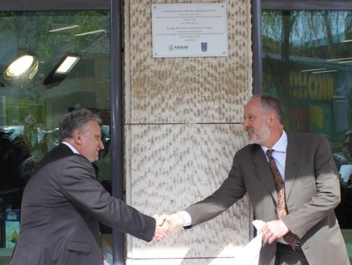U Tuzli svečano otvoren Info centar za energetsku efikasnost